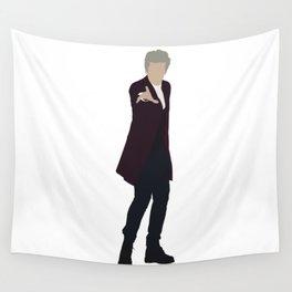 Twelfth Doctor: Peter Capaldi Wall Tapestry