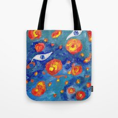 Snails abyss Tote Bag