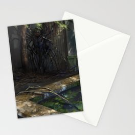 The Lurker Stationery Cards