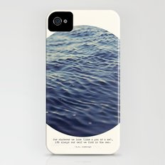 You or Me iPhone (4, 4s) Slim Case