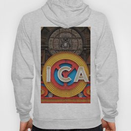 Chicago letters Hoody