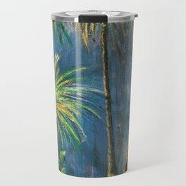 Paradise Palms Travel Mug