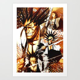 The Ultimate Shinigami Art Print