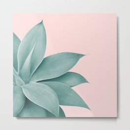 Agave Finesse #3 #tropical #decor #art #society6 Metal Print