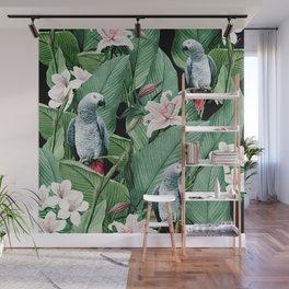 Tropical flight Wall Mural
