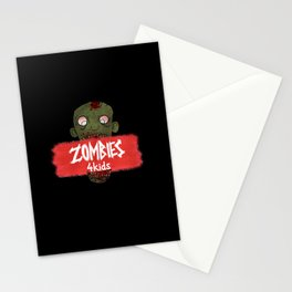 Zombies4Kids 004 Stationery Cards