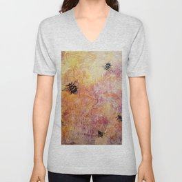 The Queen's Song: All Hail the Queen Unisex V-Neck
