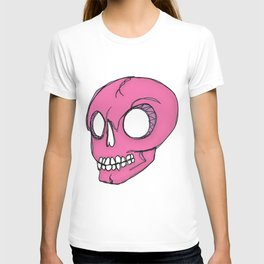 Purple Sugar Skull T-shirt