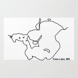 Cass Lake, MN Rug