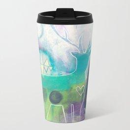 Share Your Magic Metal Travel Mug