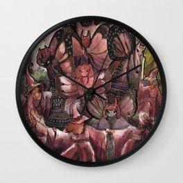 fairy monster Wall Clock