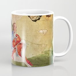 Peace by the Light of the Moon Coffee Mug