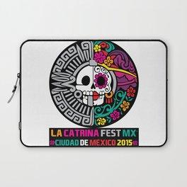 La Catrina Fest MX 2015 Laptop Sleeve