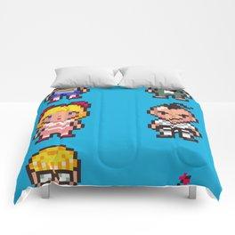 Friends of Mother - Pixel Art Comforters