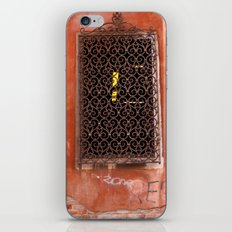 Finestra iPhone & iPod Skin