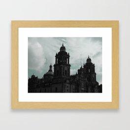 catedral Framed Art Print