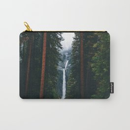 Yosemite Falls - Yosemite National Park, California Carry-All Pouch