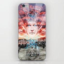 """The Dream Of A Love Supreme"" iPhone Skin"