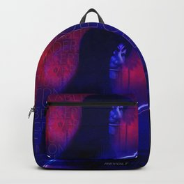 Anonymous Art Backpack