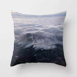 Earth XIII Throw Pillow