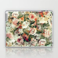 Floral Pattern RPE121 Laptop & iPad Skin