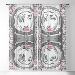 Dadaasetti Mon Amour Sheer Curtain