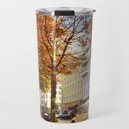 Kastanien Allee Travel Mug