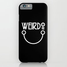 Weirdo. iPhone 6s Slim Case