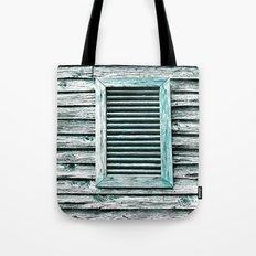 Single Window Tote Bag