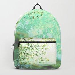 Green softness No1 Backpack