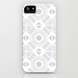 Ria Grey iPhone Case
