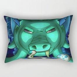 Duke Fishron- Terrarias Rectangular Pillow