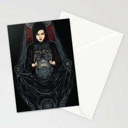 catch the venus Stationery Cards
