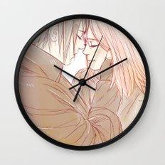 Run away - SasuSaku Wall Clock