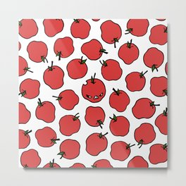 Crab Apple Metal Print