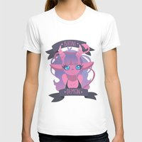 bikini T-shirts featuring Bikini Demon by Baby tears
