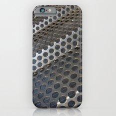 Steel iPhone 6s Slim Case