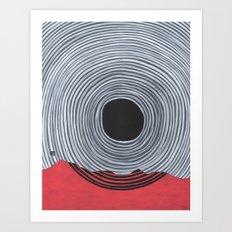 Langi Ghiran Art Print