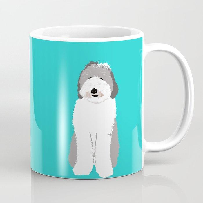 Lucy The Sheepadoodle Coffee Mug