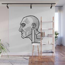angular Wall Mural