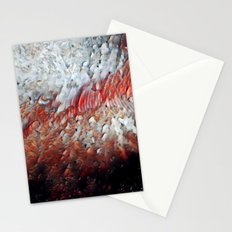 Red in Mind Stationery Cards