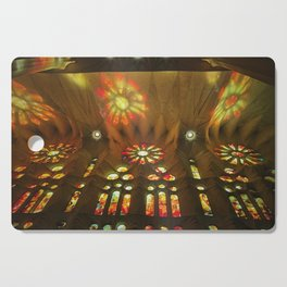 Stained Glass Cutting Board