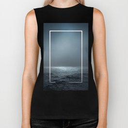 Twilight Geometry Biker Tank