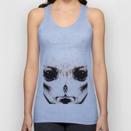 Visitor From Beyond Unisex Tank Top