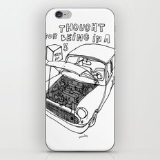Mini Cooper Classic. Thought for being in a box 152 ft³. iPhone & iPod Skin