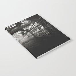 New York City: Williamsburg Bridge Notebook