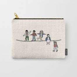 Stranger Thing The Acrobats and the Fleas Carry-All Pouch