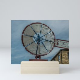Wind Engine Mini Art Print