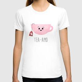 Tea-amo T-shirt
