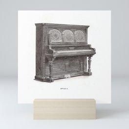 Kimball Piano 13 Mini Art Print